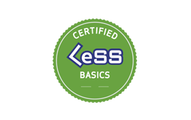 certified-less-basics-training-and-certification-logo