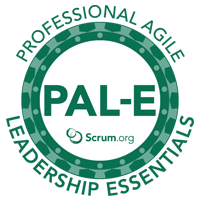 Professional Agile Leadership - Essentials (Pal-e) Training