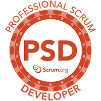 Professional Scrum Developer Training