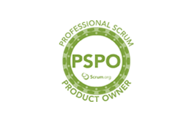 professional scrum product owner training and certification logo