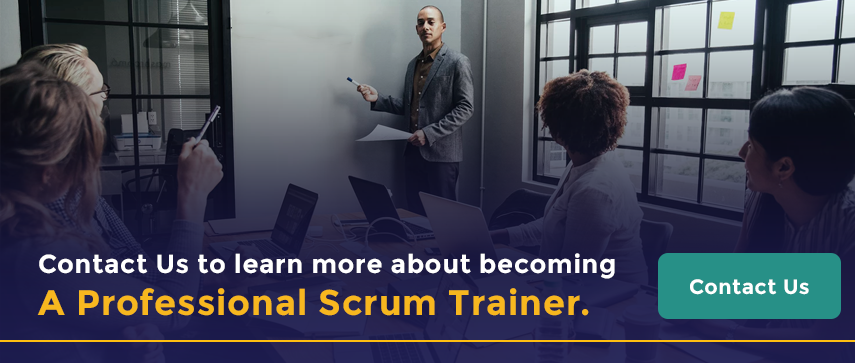 Become a Professional Scrum Trainer