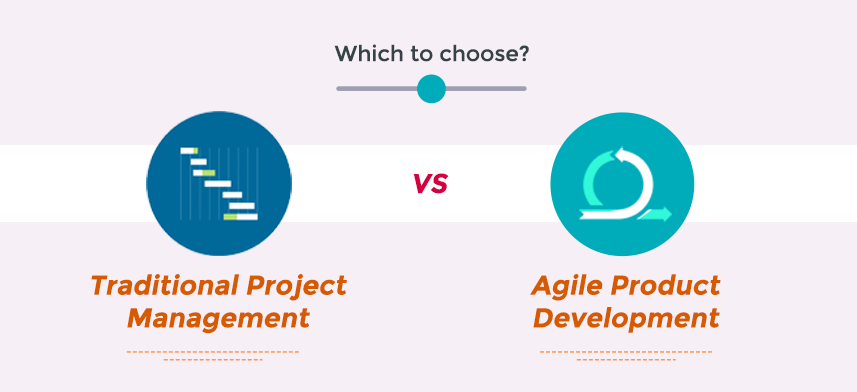 Traditional Project Management vs Agile Product Development