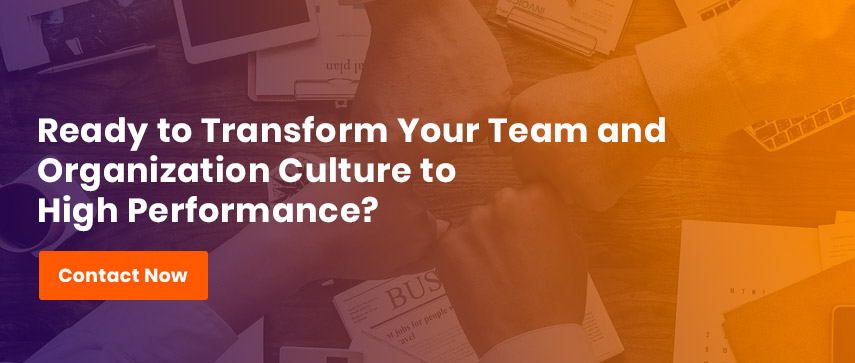 Transform Your Team and Organization