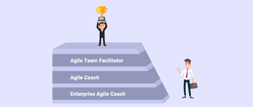 Enterprise Agile Coach