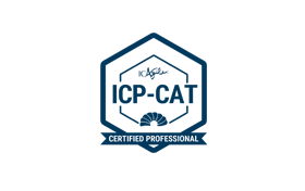 icagile coaching training and certification logo