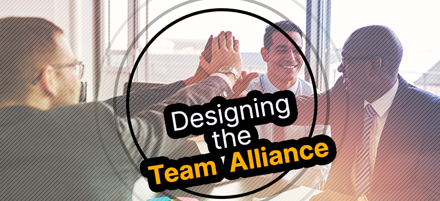Designing the Team Alliance: Storms Coaching and Consulting