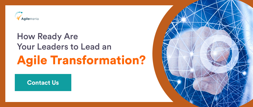 Lead your team to Agile Transformation